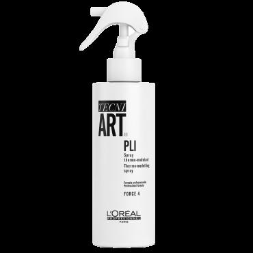 PLI spray sprejs matu veidošanai ar termoierīcēm 190ml