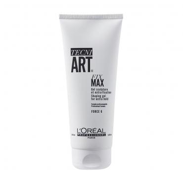 Fix max īpaši stipras fiksācijas matu veidošanas želeja 200ml