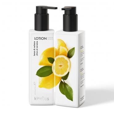Kinetics roku un ķermeņa losjons Lemon& Verbena 250 ml
