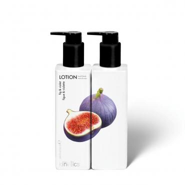 Kinetics roku un ķermeņa losjons Fig & Violet 250 ml