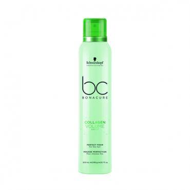 Schwarzkopf  BC BONACURE Collagen Volume Boost Putas apjomam 200 ml