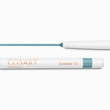 Cosart ūdensnoturīgs acu zīmulis No13 tonis Ocean blue