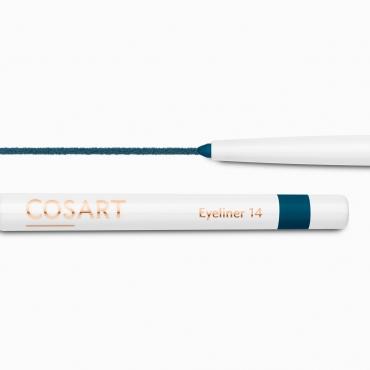 Cosart ūdensnoturīgs acu zīmulis No 14 tonis Sea blue