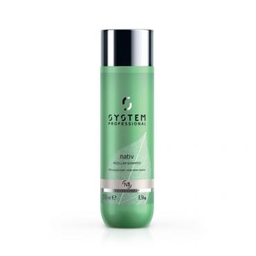 System Professional micelārais šampūns 250ml