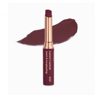 Cosart Matējoša lūpu krāsa Slimstick No 420 Aubergine