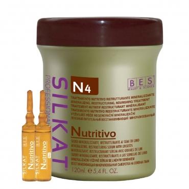 BES N4 Silkat serums 12x10ml