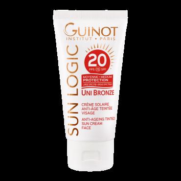 Anti-ageing tinted sun krēms ar toni un SPF20 50ml