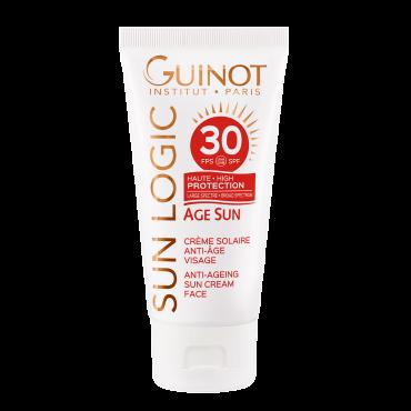 Anti-ageing sun krēms sejai ar SPF30 50ml