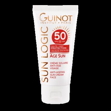 Guinot Anti-ageing sun krēms sejai ar SPF50 50ml