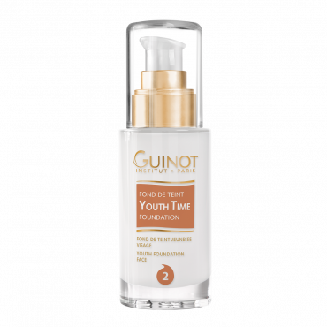 Guinot Youth time tonālais krēms Nr.2 30ml