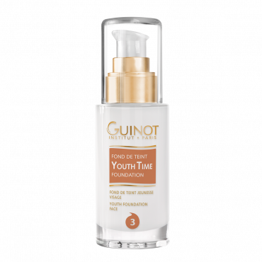 Guinot Youth time tonālais krēms Nr.3 30ml