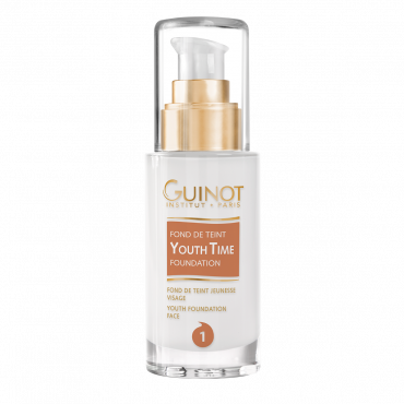 Guinot Youth time tonālais krēms Nr.1 30ml